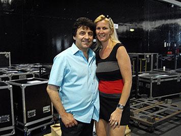 Kéty Lucy et Claude Barzotti 2010.