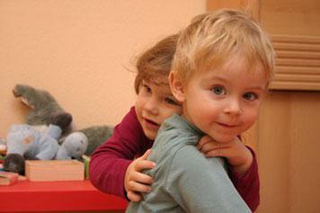 Im Alter von drei bis vier Jahren können Forscher bei Kindern Theory of Mind nachweisen. Copyright: Hans Klein - Fotolia.com