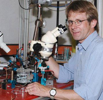 Hans-Christian Pape ist Angstforscher. Copyright: privat
