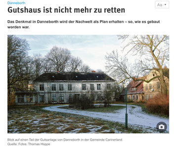 Foto: Thomas Hoppe Ostsee-Zeitung