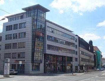 Kanzleiräumlichkeiten Sulzbacher Str. 48 90489 Nürnberg
