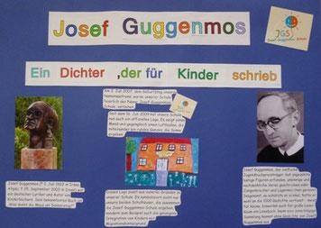 Josef Guggenmos Unser Namenspatron Josef Guggenmos