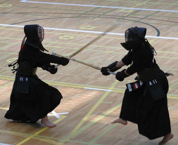 Kendo (photo Wikipedia)