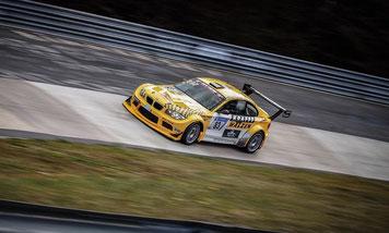 flossmann e82 1er m gt2 wide body kit on nurburgring