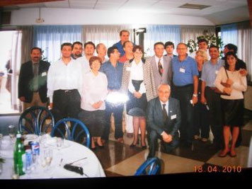 Foto di gruppo fuori regione