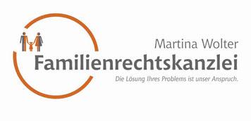 Logo Familienrechtskanzlei Martina Wolter