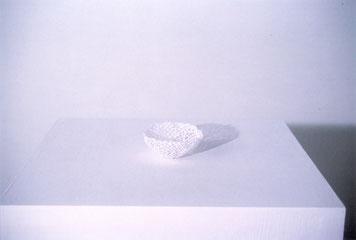 水をすくう手のひらの器/hand bowl of water