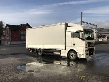 LKW, C, CE, Lastwagen, Anhänger