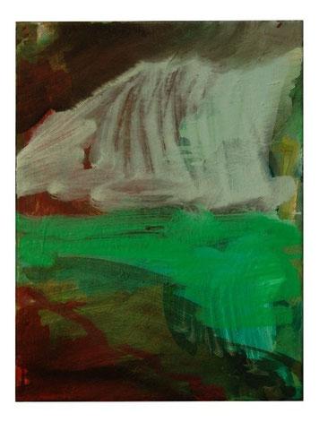 Ohne Titel, Öl-Lw, 40x30 cm, 2013
