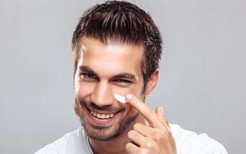 trattamenti idratanti antirughe cosmetici da uomo