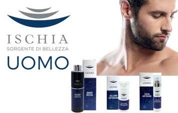 cosmetici naturali termali di Ischia uso professionale uso cabina
