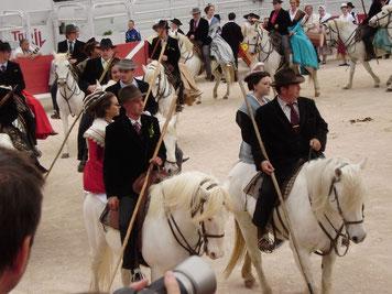 Fête des gardians in Arles