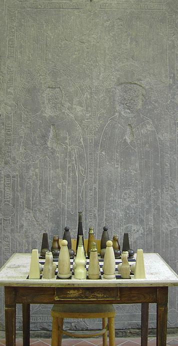 A chess-board