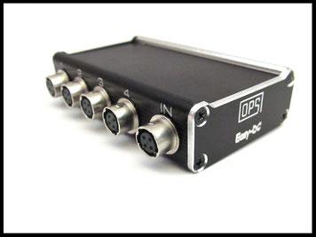 Power Distributor Hiros Verteiler splitter DC Sound devices