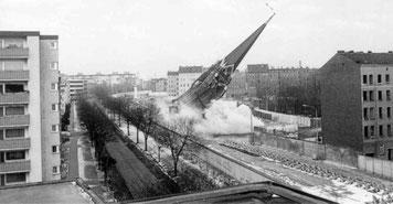 ©Stiftung Berliner Mauer, Foto: Detlef Gallinge 28.01.1985