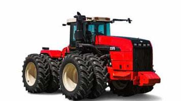 Versatile tractor 2375