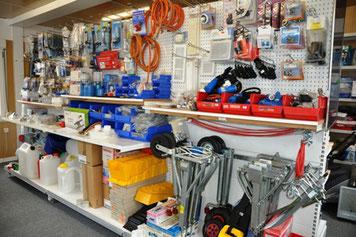 Zubehör Shop Allround-Express Weesen
