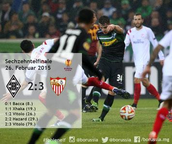 Weitere Infos zum Europa League Spiel gegen FC Sevilla - klicke einfach auf das Bild
