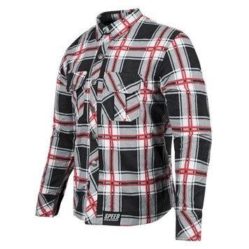 Speed and Strength Armored Moto Shirt