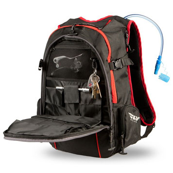 Fly Racing Back Country Backpack