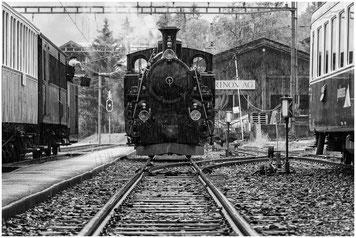 Dampfbahntage Lenk, 1.+2. September 2018 Eisenbahn Lokomotiven