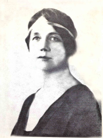Ruth as a young lady