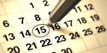 calendario per presa appuntamenti