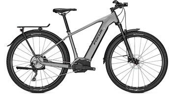 Focus Aventura² 6.8 Trekking e-Bike 2019