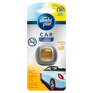 Ambi Pur Car Clip Anti Tabak