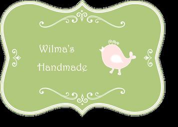 Logo Wilma's Handmade, DIY Beton, Powertex, Töpfern, Keramik, Restaurierung alter Möbel
