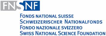SNF, Schweizerischer Nationalfonds