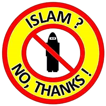Islam? No thanks gegen Islam Islamisierung