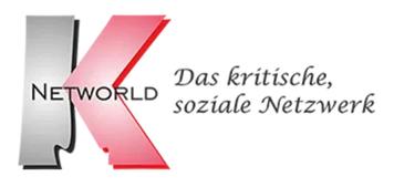 Das kritische soziale Netzwerk Logo