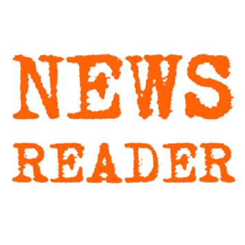 News feed reader online Logo