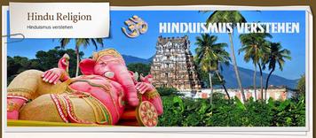 Hindu Religion Hinduismus Deutschland Logo