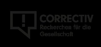 Correctiv Recherchen für die Gesellschaft Logo