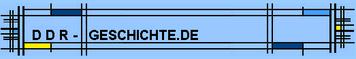 DDR Geschichte Logo