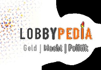 Lobbypedia Geld Macht Politik Logo das kritische Lobbyismus-Lexikon