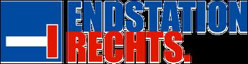 Endstation rechts Logo