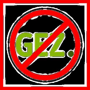 GEZ Boykott Zwangsgebühren Zwangsbeiträge Zwangsmitgliedschaften Beitragsservice ARD ZDF Deutschlandradio Rundfunkbeitrag Rundfunkgebühren