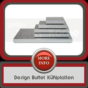 Kühlplatten Buffet
