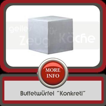 Buffet Würfel