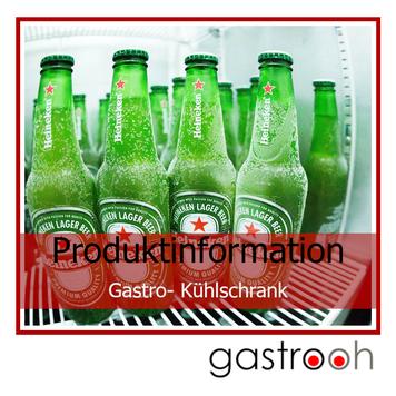 Einkaufs- Tipp professionelle Kühlschränke