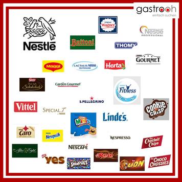 Melche Marken gehören zu Nestle