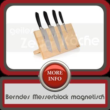 Messerblock magnetisch