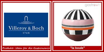 la boule Villeroy und Boch