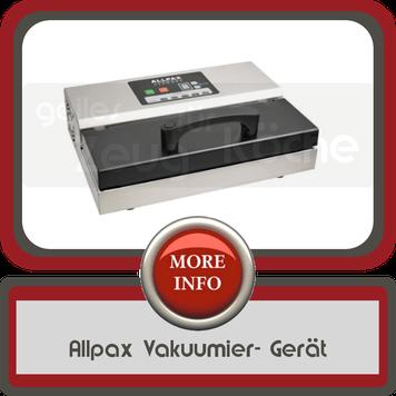 Allpax Vakuumierer
