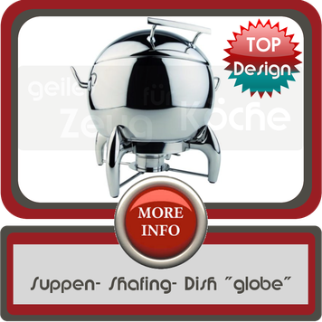 Shafing Dish globe