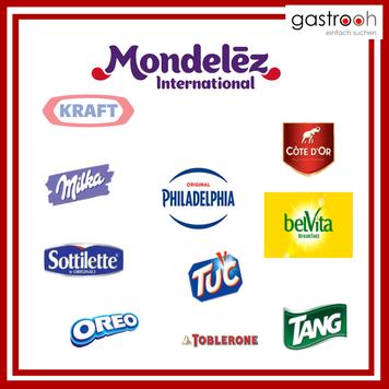 Melche Marken gehören zu Mondelez und Kraft