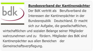 Bundesverband Kantine